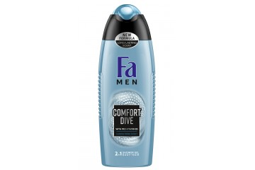 Гель для душа Fa Men Comfort Dive 2 in 1 Shower Gel