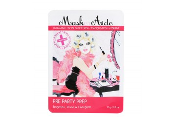 Антистресс маска для лица на тканевой основе MaskerAide Pre Party Prep Hydrating Sheet Mask