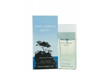 Light Blue Dreaming in Portofino Dolce & Gabbana туалетная вода для женщин 25 ml