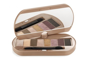 Eye Catching Nude палетка теней Bourjois Eye Catching Nude Palette