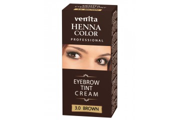 Крем тинт для бровей Venita Henna Color Eyebrow Tint Cream