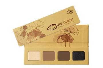 Палетка теней Couleur Caramel Palette regard sublime - Collection