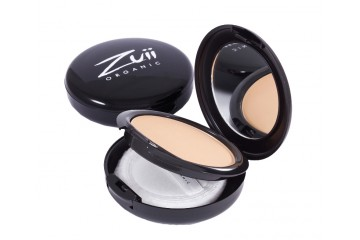 Компактная пудра Zuii Organic Certified Organic Flora Ultra Powder Foundation