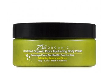 Скраб для тела Zuii Organic Certified Organic Flora Hydrating Body Polish