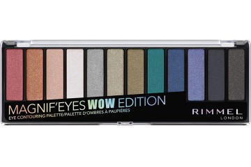 WOW Edition Палетка теней для век Rimmel London Magnif'Eyes Eyeshadow Palette