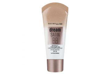 ВВ крем для лица Maybelline Dream Satin BB Cream 8 in 1