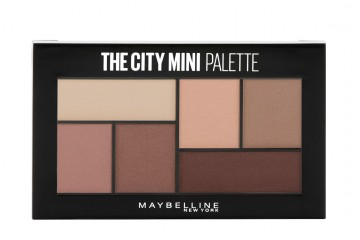 480 Палетка теней Maybelline The City Mini Palette Matte About Town