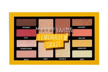 Палетка теней Maybelline Lemonade Craze