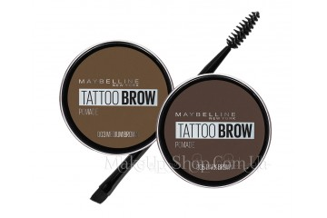Помада для бровей Maybelline Tattoo Brow Pomade