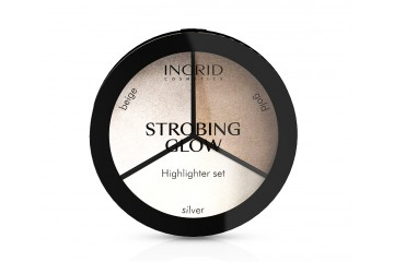 Палетка для стробинга Ingrid Cosmetics Strobing Glow Highlighter set