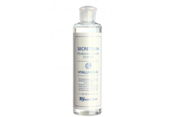 Гиалуроновый тонер для лица Secret Skin Hyaluronic Bomb Toner (SS-15)