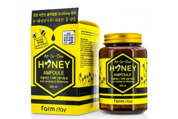 Сыворотка для лица с медом FarmStay All-in-One Honey Ampoule