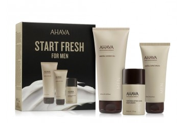 Набор мужской Ahava Start Fresh for men