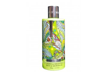Гель для душа и ванны Vivian Gray Aroma Selection Lemon & Green Tea Bath & Shower Gel