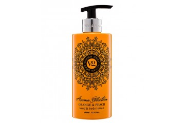 Лосьон для тела Vivian Gray Aroma Selection Orange & Peach Body Lotion