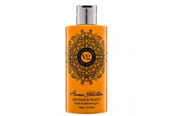 Гель для душа и ванны Vivian Gray Aroma Selection Orange & Peach Bath & Shower Gel