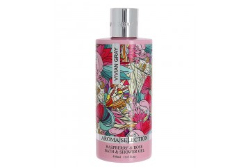 Гель для душа и ванны Vivian Gray Aroma Selection Raspberry & Rose Bath & Shower Gel