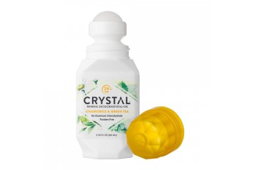 Chamomile & Green Tea Дезодорант Crystal Essence 66 мл