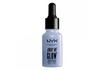 Zoned Out жидкий хайлайтер NYX Away We Glow Liquid Booster
