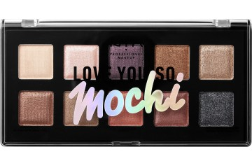 Sleek and Chic Палетка теней NYX Love You So Mochi 02