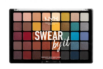 Палитра теней NYX Swear By It Shadow Palette