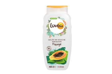 Папайя гель для душа Lovea Papaya Shower Gel