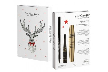 Подарочный набор Pierre Rene Outfit Eyes Box Christmas edition White