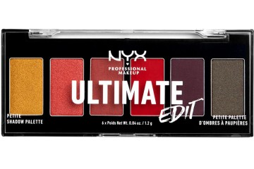 Phoenix Палетка теней для век NYX Ultimate Edit Petite Shadow Palette