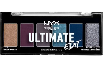 Ash Палетка теней для век NYX Ultimate Edit Petite Shadow Palette