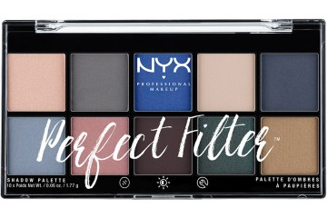 Marine Layer палетка теней NYX Perfect Filter Shadow Palette
