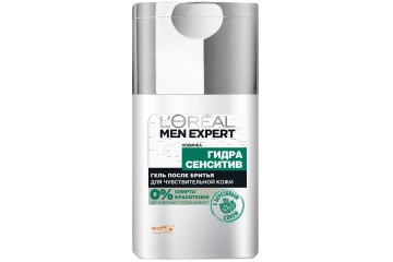 Гель после бритья L'Oreal Paris Men Expert Hydra Sensitive
