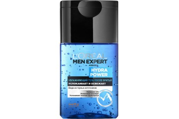 Гель после бритья L'Oreal Paris Men Expert Hydra Power