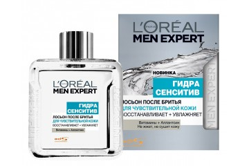 Лосьон после бритья L'Oreal Paris Men Expert Hydra Sensitive