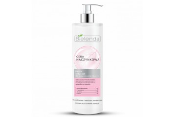 Эмульсия для очищения лица Bielenda Capillary Skin Soothing Face Cleansing Emulsion