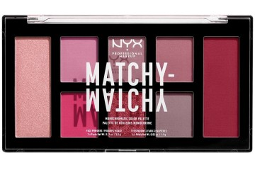 Berry Монохромная палитра NYX cosmetics Matchy-matchy Monochromatic Color Palette