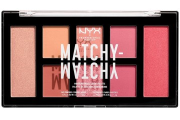Melon Монохромная палитра NYX cosmetics Matchy-matchy Monochromatic Color Palette