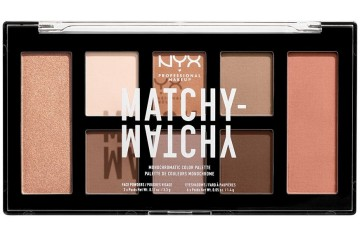 Taupe Монохромная палитра NYX cosmetics Matchy-matchy Monochromatic Color Palette