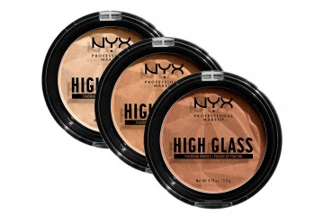 Финишная пудра для лица NYX cosmetics High Glass Finishing Powder