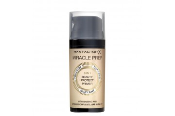 Праймер для лица Max Factor Miracle Prep 3 in 1 Beauty Protect Primer SPF30 PA+++