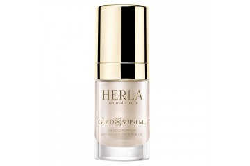Гель для контура глаз Herla Gold Supreme 24K Gold Superior Anti-Wrinkle Eye Repair Gel