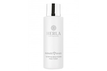 Тонер для лица Herla Infinite White Nutritive Brightening Face Toner
