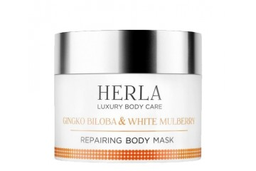 Маска для тела Herla Luxury Body Care Gingko Biloba & White Mulberry Body Mask