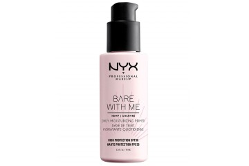 Праймер для лица NYX Bare With Me Cannabis Sativa Seed Oil SPF 30 Daily Moisturizing Primer