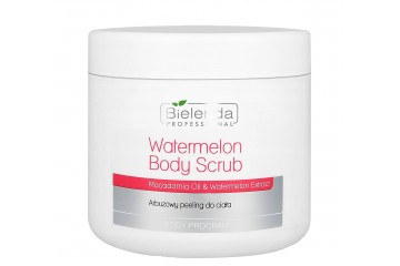 Арбузный скраб для тела Bielenda Professional Watermelon Body Scrub