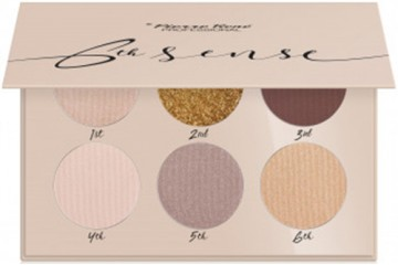 01 Golden River Палетка теней Pierre Rene 6th Sense Eyeshadow Palette