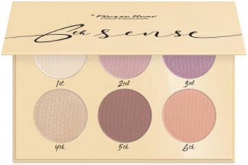 02 Heathland Палетка теней Pierre Rene 6th Sense Eyeshadow Palette