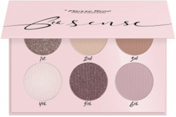03 Galactic Stones Палетка теней Pierre Rene 6th Sense Eyeshadow Palette