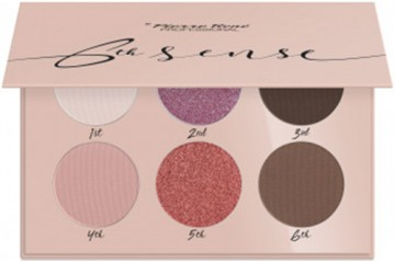 04 Flooded Purples Палетка теней Pierre Rene 6th Sense Eyeshadow Palette