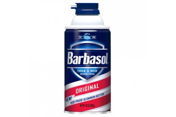Крем-пена для бритья Barbasol Original Thick & Rich Shaving Cream 283g