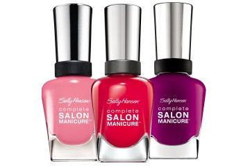 Лак для ногтей Sally Hansen Salon